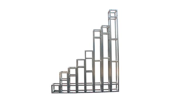钢铁桁架价格