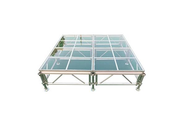 玻璃舞台价格